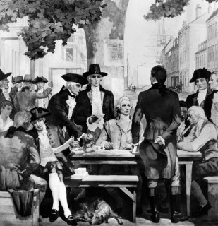 Buttonwood Agreement