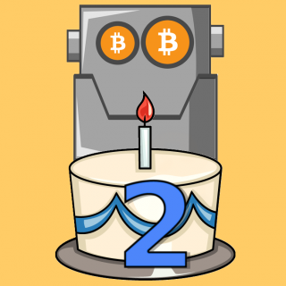 BittyBot 2nd Birthday