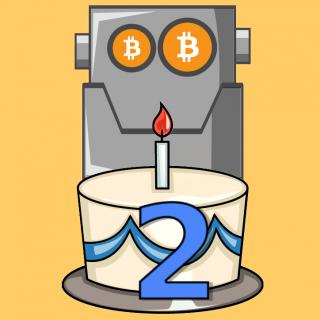 BittyBot 2nd Birthday