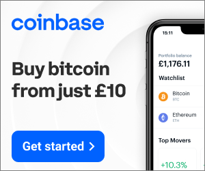 Coinbase Advert