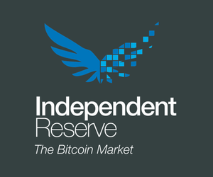 Independent Reserve Advert
